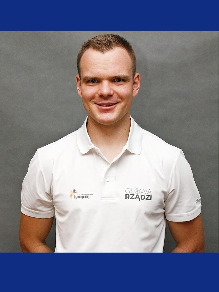 Grzegorz Więcław - psycholog sportu - szkolenia z ergonomii pracy